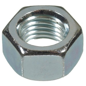 1/2 in. Zinc Standard Hex Nut CARHNZD