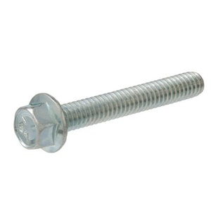 2-1/2 x 5/8 in. Plated Hex Head Bolt PHHBEL