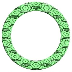 14 x 1/8 in. 150# Stainless Steel Ring Gasket N150RGA14