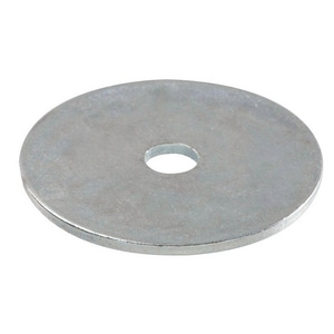 3/8 in. Zinc Plated Flat Washer ZFWC