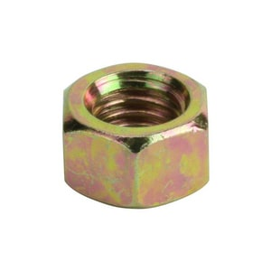 3/8 in. Zinc Plated Heavy Hex Nut ZHHNC