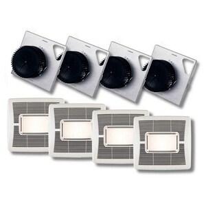 Broan InVent™ Series 70 CFM Bathroom Exhaust Fan in White BA70L