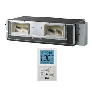 LG Electronics Multi F 24 MBH Ceiling Mount Indoor 2 Ton Mini-Split Air Conditioner LGLMHN240HV