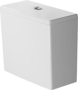 Duravit ME by Starck 1.6 gpf Floor Mount Toilet Tank in White D0938100005