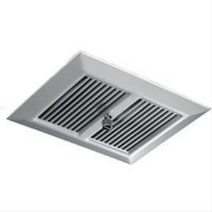 Broan Nutone Grille in Silver 8832SA Series Exhaust Fans NRG4