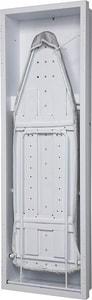 Broan Nutone 49-1/4 in. Iron Steel Economic Ironing Center in Grey (Less Door) NAVD40N