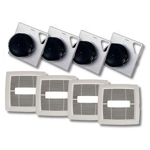 Broan InVent™ Series 80 CFM Bathroom Exhaust Fan in White NAEN80BF