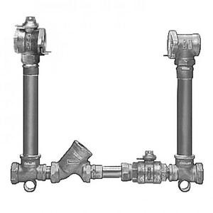 Mueller Company 2 x 18 in. FIP Copper Meter Setter MB2423NK18