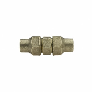 Mueller Company 3/4 in. Flared Water Service Brass Union MH15400NF