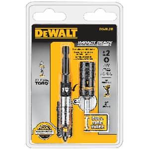 DEWALT Impact Ready® FlexTorq™ 3 in. Magnetic Bit Holder 1 Piece DDWA3HLDIR