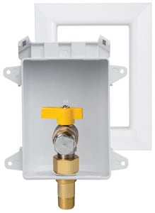 Sioux Chief OxBox™ 1/2 x 1/2 in. Valve with Frame S6961020GF