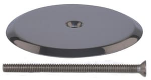 Sioux Chief 3 in. Wall Plate Stainless Steel S870