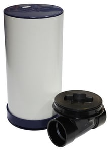 Sioux Chief 869 Series 3 in. ABS Solvent Weld Backwater Valve S869SA