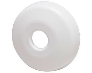 Sioux Chief Trim Tite™ 1 in. Plastic Shallow Box Escutcheon in White S9204W