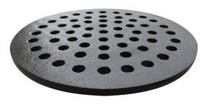 Sioux Chief 4-3/8 in. Cast Iron Floor Drain Strainer S846S1PK