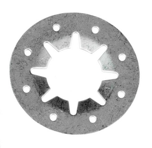 Sioux Chief 2-1/25 in. Stainless Steel Push Nut S6122S