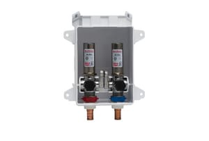 Sioux Chief OxBox™ 3/8 x 1/2 in. Outlet Box with Water Hammer Arrester S696G2011WF
