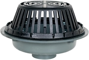 Sioux Chief 868 Series 3 in. Cast Iron Roof Drain S8681503