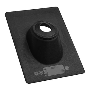 Oatey No-Calk® 3 in. Thermoplastic Roof Flashing 11 x 15 in. Base O11910