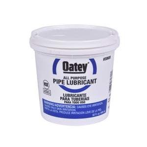 Oatey 32 oz. All-Purpose PVC Pipe Joint Lubricant O30600