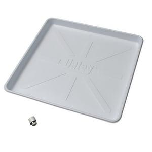 Oatey 28 X 30 Plastic Washing Machine Pan White O34067