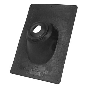 Oatey No-Calk® 1-1/4 - 1-1/2 in. Thermo Plastic Roof Flashing O11908