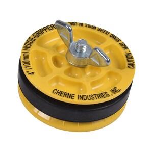Cherne Gripper® 4 in. Inside-of-Pipe Gripper Mechanical Plug C27025 at Pollardwater