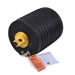 Cherne Muni-Ball® 10 in. Plug in Black C262110