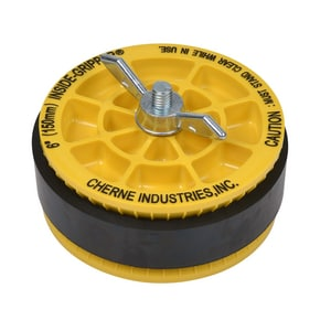 Cherne Gripper® 6 in. Inside Gripper Mechanical Plug C270253 at Pollardwater