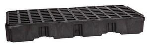 Eagle 5000 lbs. Drum Modular Platform in Black (Less Drain) E1632B