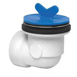 Dearborn Brass Schedule 40 PVC Rough In Bath Waste & Overflow Drain in Plastic DEAP7223RK