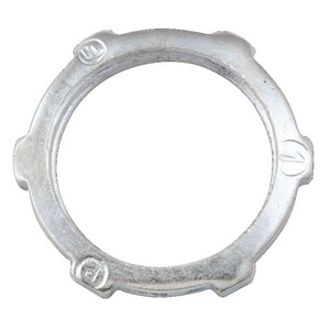 RACO 1-1/2 in. Steel Rigid and IMC Locknut RAC1006