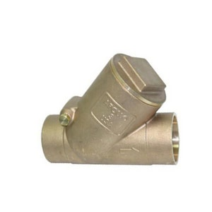 Apollo Conbraco 1 in. Bronze Solder Check Valve A61YLF105T1