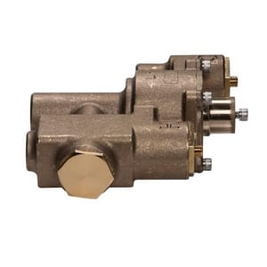 Haws Axion® 12 gpm Emerald Valve Thermostat Mixes Hot & Cold HTWBSEWE