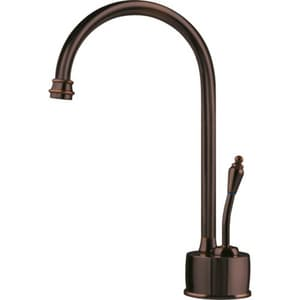 Franke Consumer Products Farm House 0.5 gpm 1 Hole Deck Mount Cold Water Dispenser with Single Lever Handle in Old World Bronze FDW6160C
