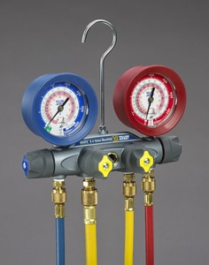 Yellow Jacket 4 in. Brute Valve with Ball Valve R46013