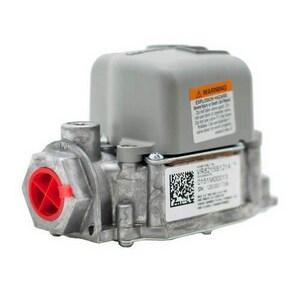 Goodman 1/2 in inlet/ 1/2 in outlet 24V Gas Valve G0151M00013SP