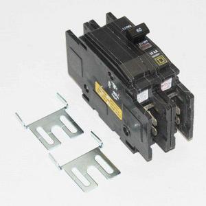 Goodman 60 Amp 2-Pole Dual Breaker Kit GCBK2PD240VA060S