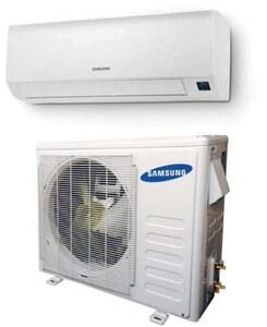 Samsung Electronics 18 MBH R-410A 20.5 SEER Floor Mount Outdoor 1.5 Ton Mini-Split Heat Pump SAR18HSFSJWKX