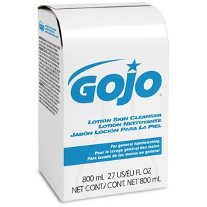 Gojo Bag-in-Box 800™ 800ml Lotion Skin Cleanser (Case of 12) G911212