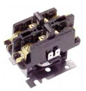 Service First Contactor 30 amp 277V 2 Pole 24 V Coil 50 SCTR01091
