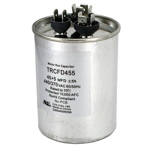 Service First 40 mfd 440V Run Capacitor SCPT00272