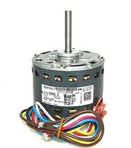 Service First 1/3 hp 115V 1075 RPM Single Phase Motor SMOT13512