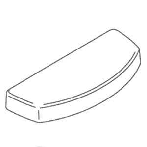 Kohler Wellworth® Tank Lid in Biscuit K1138565-96