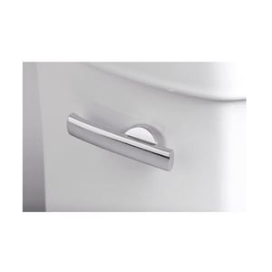 Kohler Wellworth® Left Hand Trip Lever in Brushed Chrome K9379-G