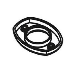 Kohler Threaded Ring for Kohler K-6268-C11 Karbon Deck-Mount Lavatory Faucet and K-6227-C11 Karbon Articulating Deck-Mount K1115286