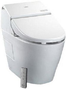 Toto USA Elongated Toilet Bowl in Sedona Beige TCT970CEMFG12