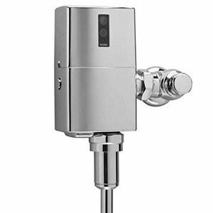 Toto USA 0.5 gpf Electronic Urinal Flush Valve in Chrome TTEU1UN12CP