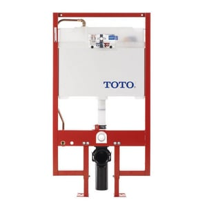 Toto USA DuoFit® 1.6 gpf Toilet Tank in Cotton TWT152M01