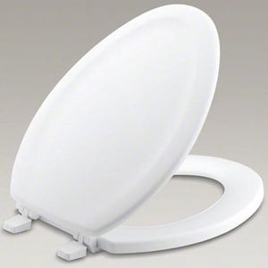 Kohler Stonewood® Elongated Closed Front in Biscuit K4814-96